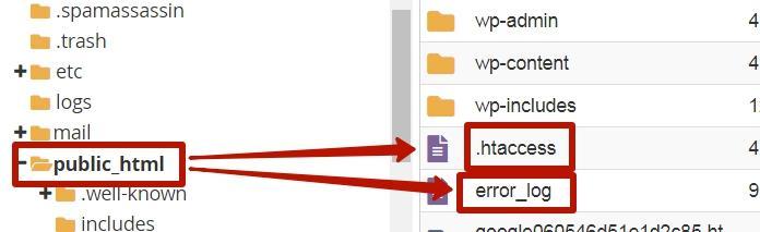 Ошибка входа в панель WordPress