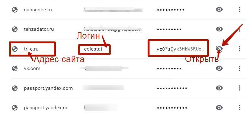 Как восстановить логин и пароль входа в WP
