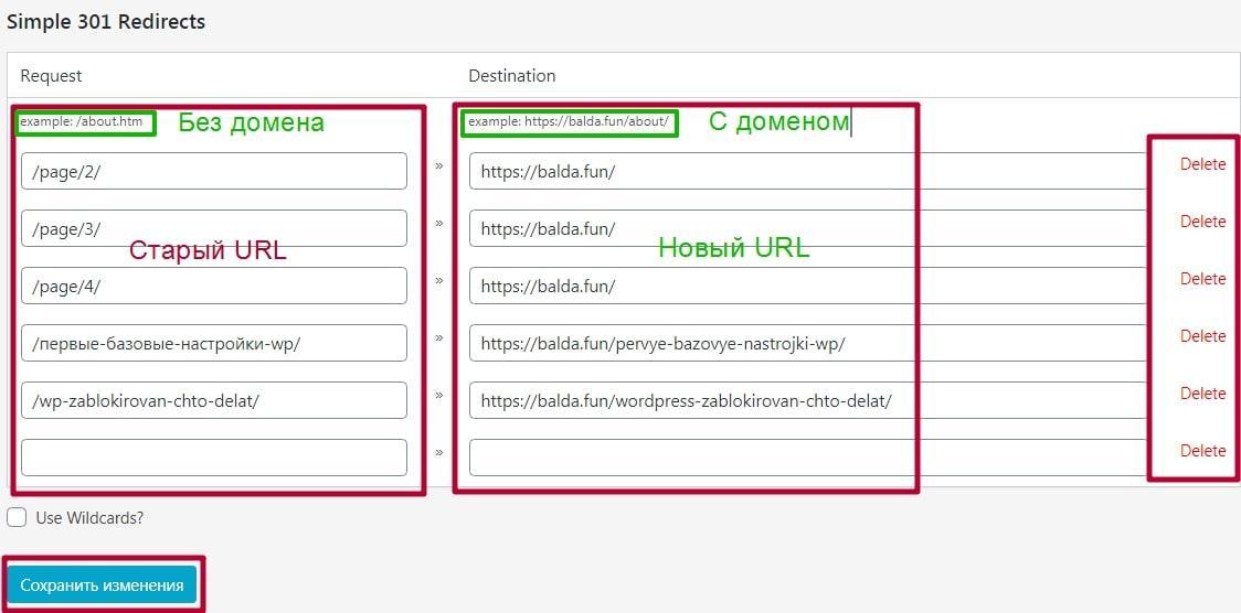 Как изменить URL, чтобы сделать Постоянную ссылку в WordPress идеальной