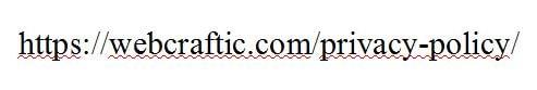 Пример траслитерированной (ЧПУ) ссылки